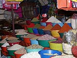 Market in Oaxaca.