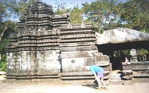 The Tambdi Surla Temple