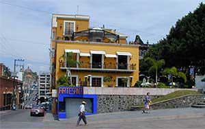 Downtown Cuervavaca