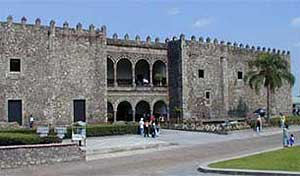 The Palace of Cortes