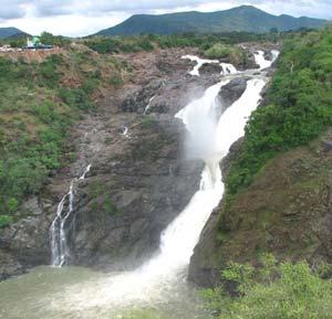 Shivasamudram Waterfalls
