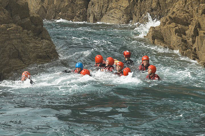 Coasteering in Wales: It Only Sounds Dangerous