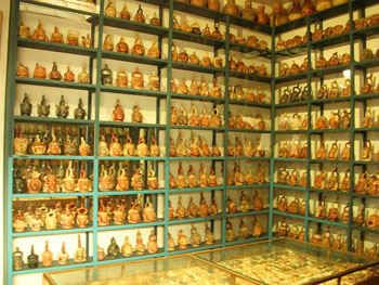 The National Museum of Archaeology, Anthropology and History displays more than 100,000 artifacts of pre-Hispanic culture.