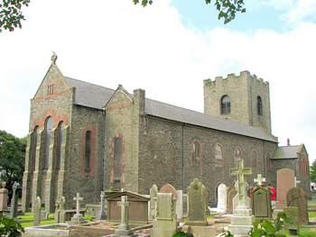 The parish church of St George in Douglas. After looking through the national heritage records, local churches and graveyards can also provide genealogical clues.