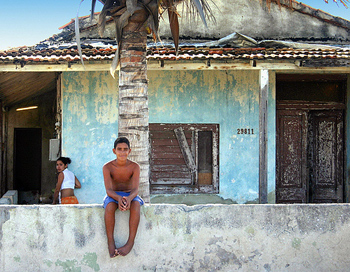 Local life and color in Cuba. Photo by Robin Thom