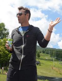 Festival founder Jeff Krasno