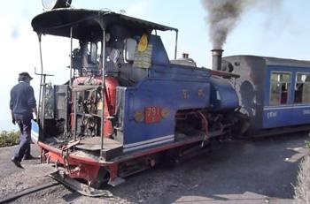 Darjeeling Hill train