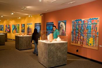 Pueblo Cultural Center in Albuquerque.