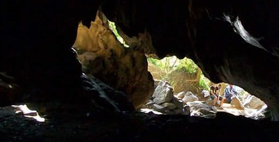 Vinales Cave Entrance
