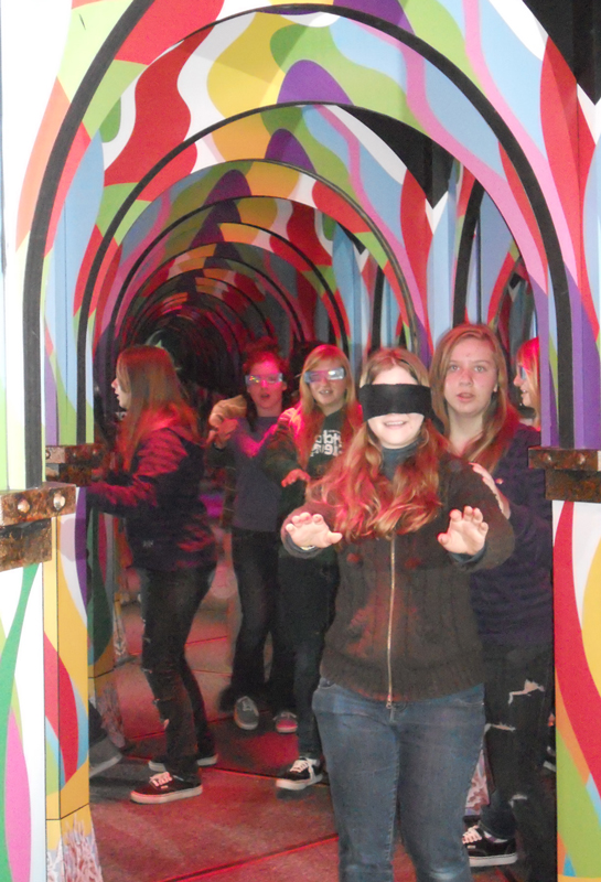 Mirror Maze photo