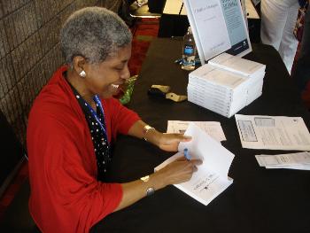 carole chandler book signing