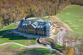 Primland: A grand sporting resort in the Blue Ridge Mountains of Virginia