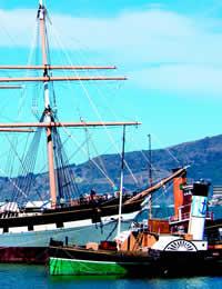 San Francisco Maritime park