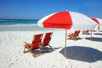 Miramar Beach Chairs in South Walton Florida.