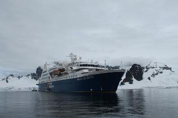 Ocean Diamond 2 January 2014 in Antarctica. Zaid Mohamedy photo.
