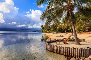 Ambergris Caye, Belize, photo by Paul Shoul