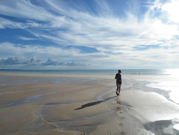 Cable Beach, Broome, Australia.