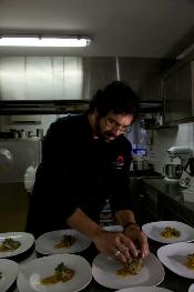 chef jorge guedes at casa das penhas