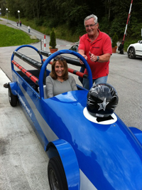 Are you ready for the Olympic luge course in Innsbruck? You never know what will be next on a Competitours trip!