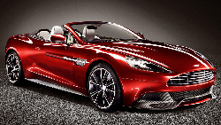 2014 Aston Martin Vanquish Volante. How about renting one of these next time?