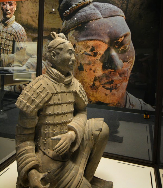 Kneeling archer, Terra Cotta warriors.