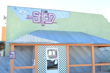 The Shed a popular place for breakfast in Las Cruces