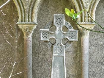 irish cross graveyard st marys