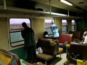 Strangers on a train across Africa. Luke Armstrong photos.