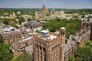 Yale University. photo: Visit New Haven