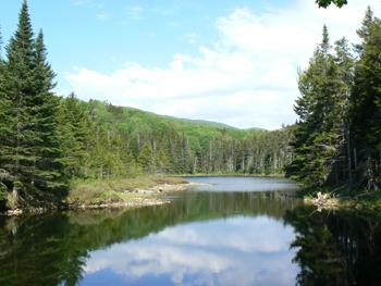Ammanoussac lake