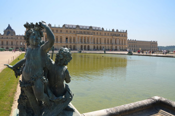 The exquisite Palace of Versailles