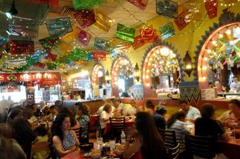 Tex Mex Dining in San Antonio. Stephanie Colgan photo.