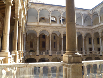 The Norman Palermo Palace was for many years the seat of the Kings of Sicily
