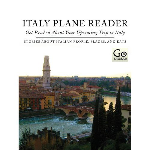cover photo italy plane reader
