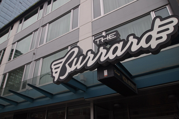 The Burrard
