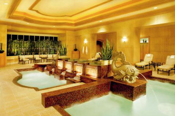 Spa and Salon at Mandalay Bay