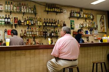 Titos bar, Veracruz.