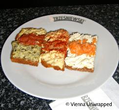 Vienna restaurants Trzesniewski