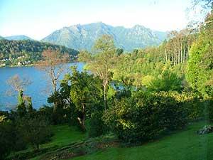 Lake Region vista