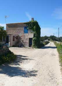 Roads in Formentera are all bike-friendly.