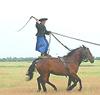 A skilled horseman in Hungary