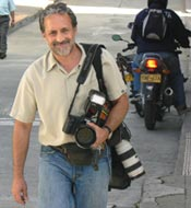 GoNOMAD Photographer Paul Shoul in Colombia.