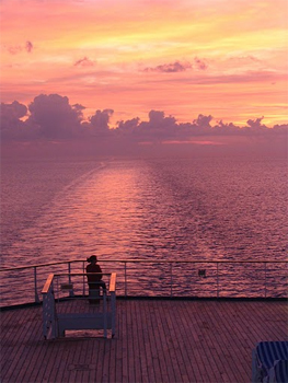 Some cruisers are seeking more in a cruise than booze, sun and fun...they've found a more gratifying experience on religious themed cruises.