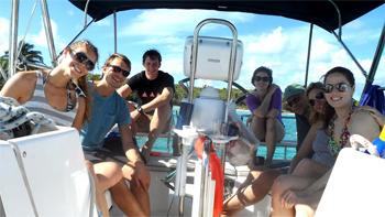 Family Boat