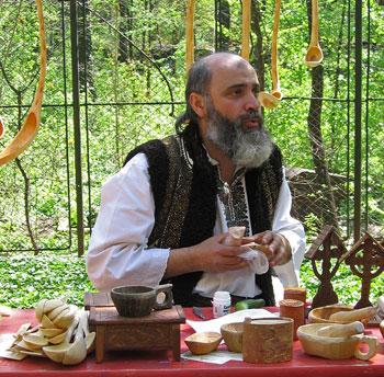 A Romanian craftsman