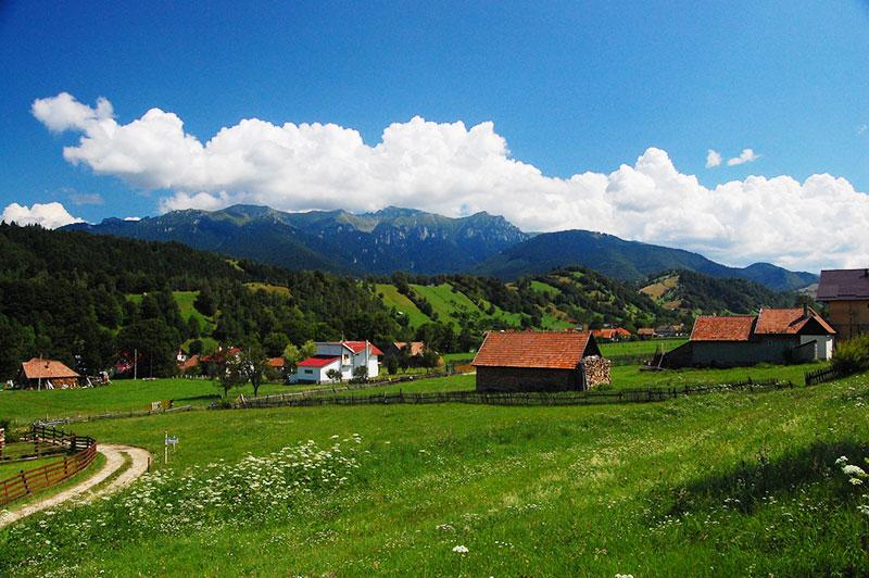 A Romanian Village