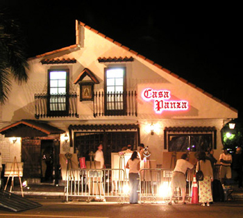Casa Panza, great Cuban eats in Miami.