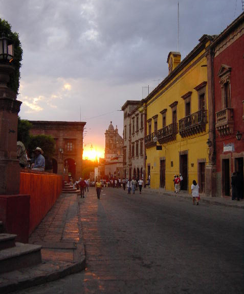 Alternative Mexico: Living the Good Life in San Miguel De Allende