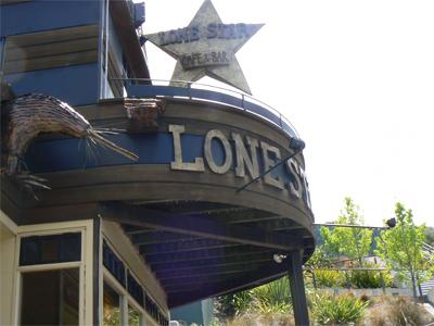 Lonestar Bar, downtown Queenstown, New Zealand.