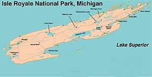 Isle Royale Michigans Secret Island GoNOMAD Travel